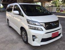 Toyota VELLFIRE 2.4 HYBRID A/T 2013