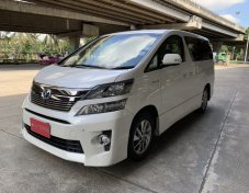 Toyota VELLFIRE 2.4 Hybrid ปี 2013แท้