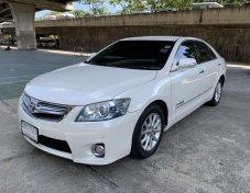 ฟรีดาวน์ จัดเต็ม Toyota Camry 2.4 Hybrid Navi