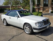 Benz W124 320CE Cabriolet - Convertible1993
