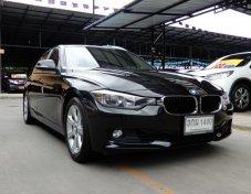2014 BMW 320i 2.0 F30 M Sport sedan auto สีดำ รถสวย