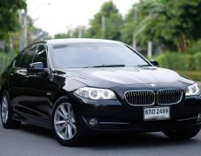 BMW520D ปี 13 Twin Turbo 2,000 CC Diesel