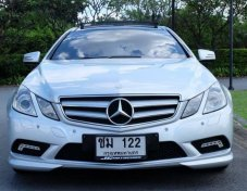 Benz E-Coupe AMG Package 7Speeds ปี 2012