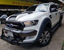 FORD RANGER, 2.2 WILDTRAK DBL CAB 4WD ปี2017