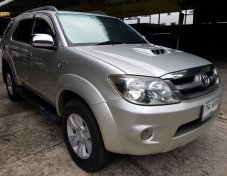 TOYOTA FORTUNER, 3.0 V 4WD ปี2007AT