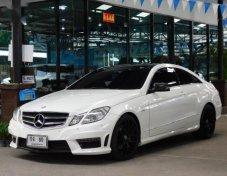 รถสวย ใช้ดี MERCEDES-BENZ E250 CDI รถเก๋ง 2 ประตู