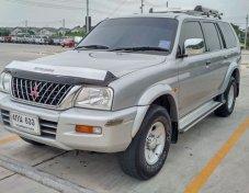 MITSUBISHI G-WAGON 2002 wagon ราคาถูก