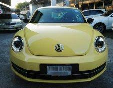 Volkswagen beetle 2.0 turbo coupe ปี 2014