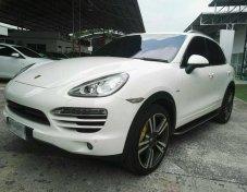 Porsche Cayenne Diesel Year : 2012
