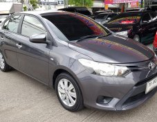 Toyota Vios 1.5 E - AT (LPG) ปี 13