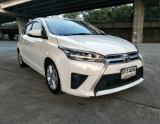 Toyota Yaris 1.5G A/T 2016 (รถสวยจัดเต็มฟรีดาวน์)