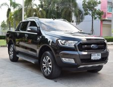 Ford Ranger 2.2 DOUBLE CAB (ปี 2017) Hi-Rider WildTrak Pickup AT