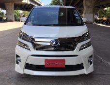 ขายรถ Toyota VELLFIRE 2.4 Hybrid ปี 2013