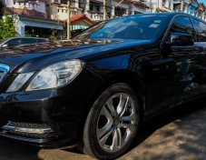 Mercedes-Benz E200 NGT ปี2013