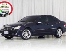 2001 Mercedes-Benz C200 Classic sedan