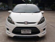 ขายรถ FORD FIESTA 1.5S ปี 2012 สีขาว