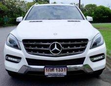 2014 Benz ML250 Bluetec Executive