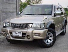 2002 ISUZU Vega รับประกันใช้ดี