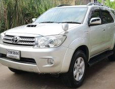 TOYOTA FORTUNER 3.0 V 4WD ปี 2009