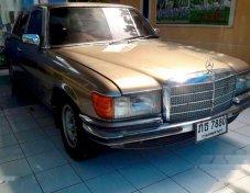 1988 MERCEDES-BENZ 280S รับประกันใช้ดี