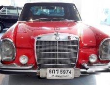 ขายรถ MERCEDES-BENZ 280S Classic 1967 ราคาดี