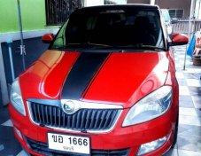 ขายรถ SKODA FABIA ที่ ชลบุรี
