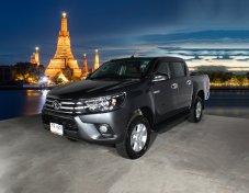 2017 TOYOTA REVO DOUBLE CAB 2.4 E PLUS 4WD M/T