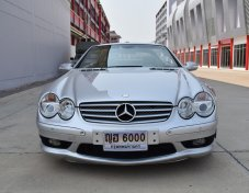 2003 Mercedes-Benz SL55 AMG AMG coupe