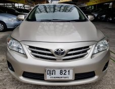TOYOTA COROLLA ALTIS 1.8 G ปี2011AT