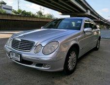 Mercedes-Benz E200  CGI ปี 2003