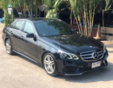 Mercedes-Benz E250 AMG Facelift ปี 2013