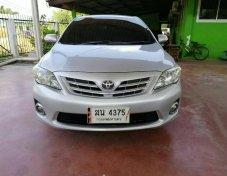 Toyota Corolla Altis 1.6 G Auto TOP ปี2012
