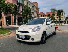 Nissan March 1.2 E MT ปี 2010