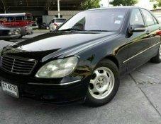 2000 Mercedes-Benz S280 W220 sedan
