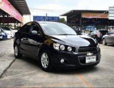ขายรถ CHEVROLET Sonic LT 2013 ราคาดี