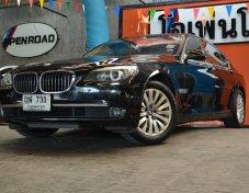 2011  BMW 730 Li โฉม F02