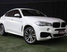BMW X6 XDrive 30D RHD M-Sport ปี 15