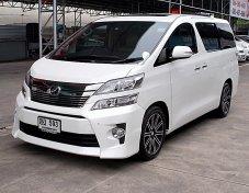 2012 Toyota Vellfire 2.4 V