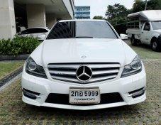2013 Mercedes-Benz C 250 CGI 1.8 เจ้าของขายเอง