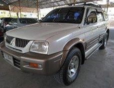 2003 MITSUBISHI Strada G-Wagon suv สวยสุดๆ