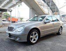 ขายรถ MERCEDES-BENZ C230 Kompressor Avantgarde 2005 รถสวยราคาดี