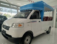 Suzuki carry (foodtruck) รถขายของลงทุนต่ำเพียง 69,000.-