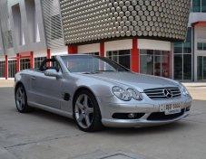 Mercedes-Benz SL55 AMG R230 AMG 5.4 AT Convertible