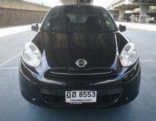 ขายรถ Nissan March 1.2EL ปี2010 สีดำ