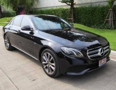 Benz E350 e   2018