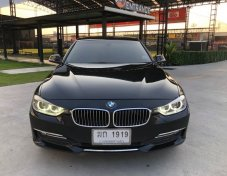 BMW 320D 2.0 luxury F30 ปี 2013