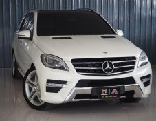 2014 MERCEDES-BENZ ML250 CDI AMG suv สวยสุดๆ