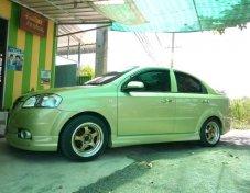 ขายรถ CHEVROLET Aveo ที่ ราชบุรี