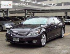 ขายรถ LEXUS LS460L V8 2010 รถสวยราคาดี