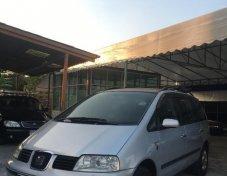 2001 SEAT Alhambra รับประกันใช้ดี